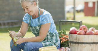 fruit et légume facile à jardiner